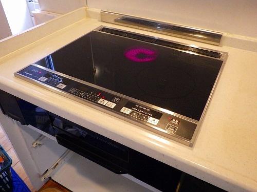 Bếp từ KZ-G32AK đã lắp