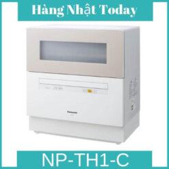 Máy rửa bát Panasonic NP-TH1-C