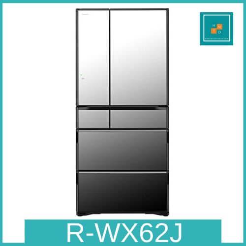 Tủ lạnh Hitachi R-WX62J