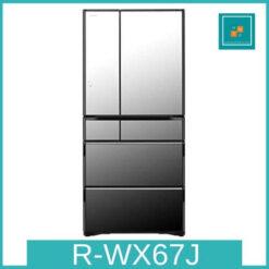 Tủ lạnh Hitachi R-WX67J