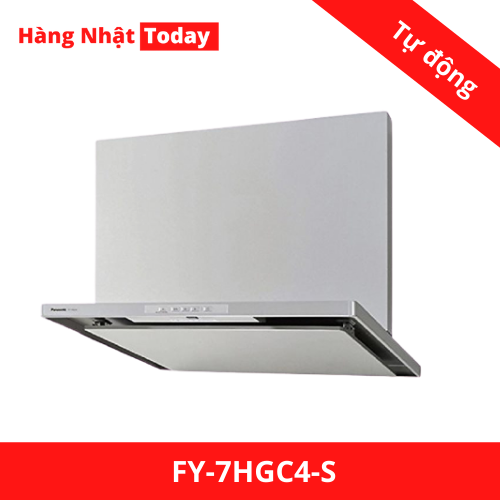 Hút mùi Panasonic FY-7HGC4-S-1