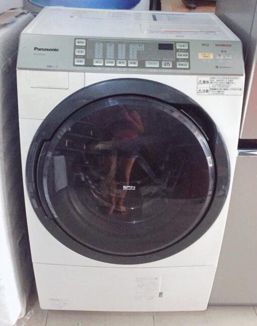 Máy giặt bãi Panaosnic NA-VX5300