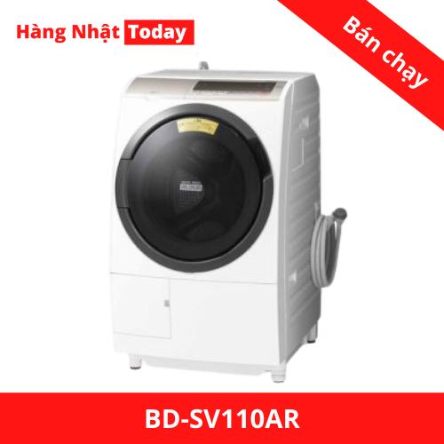 Máy giặt Hitachi BD-SV110AR-1