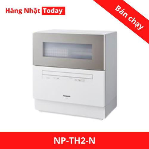 Máy rửa bát Panasonic NP-TH2-N-1