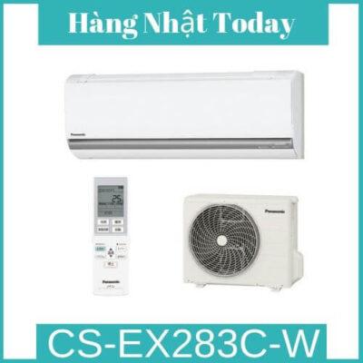 Điều hòa Panasonic CS-EX283C-W