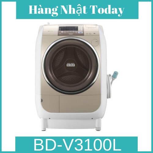 Máy giặt nội địa Hitachi BD-V3100L