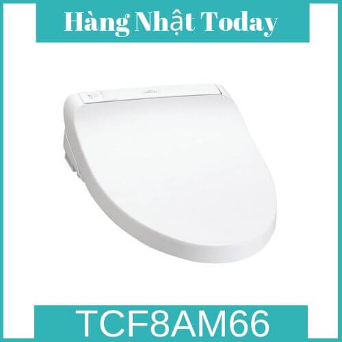 Nắp bồn cầu Toto TCF8AM66