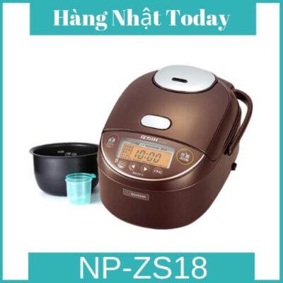 Nồi cơm điện áp suất Zojirushi NP-ZS18
