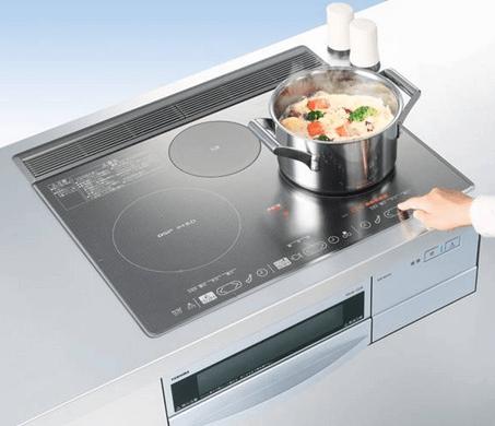 Lưu ý khi chọn mua bếp từ Nhật nội địa