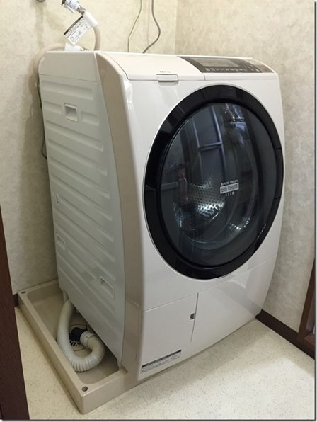 Máy giặt Hitachi BD-SG100CL giặt 10kg sấy 7kg, có BIG DRUM WASH | hangnhattoday.com