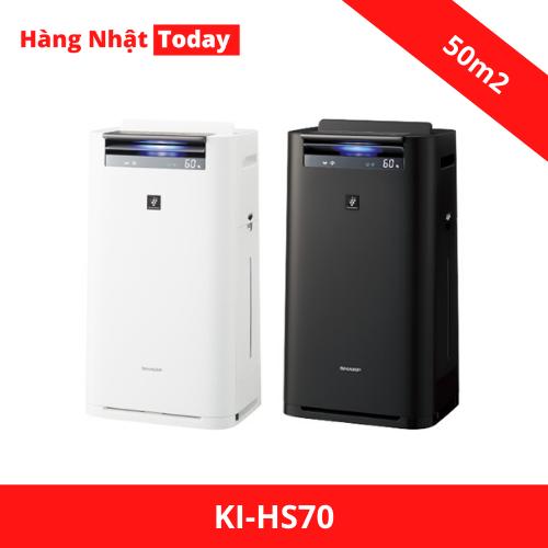 Lọc không khí Sharp KI-HS70-W-H