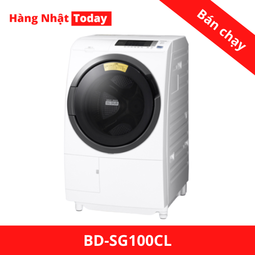 Máy giặt Hitachi BD-SG100CL-1