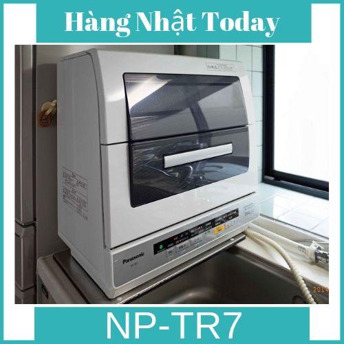Máy rửa chén bát Panasonic NP-TR7