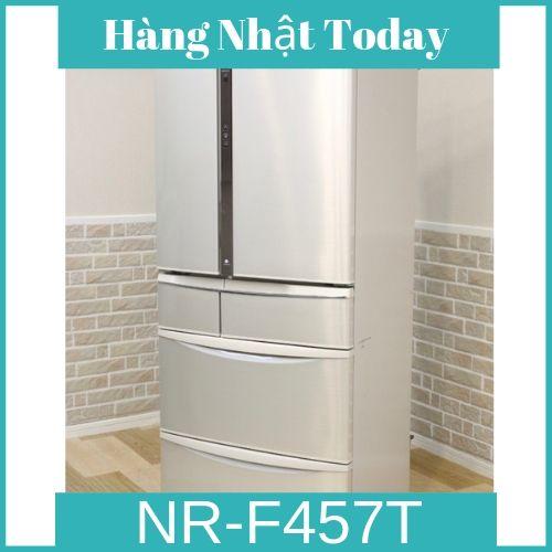 Tủ lạnh Nhật bãi Panasonic NR-F457T