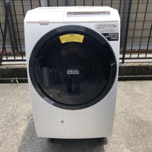 Anh thực tế máy giặt Hitachi BD-SV110CL