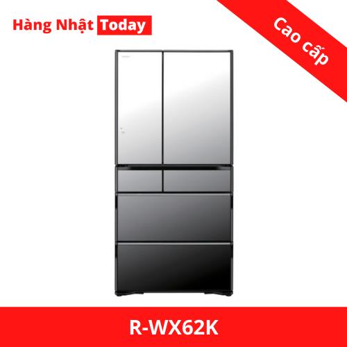 Tủ lạnh Nhật Hitachi R-WX62K-1