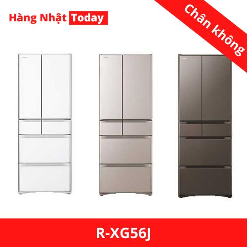 Tủ lạnh nội địa Hitachi R-XG56J-1