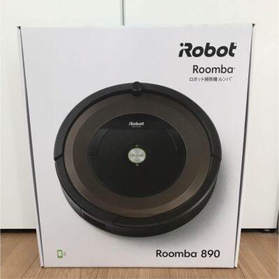 Robot hút bụi Irobot Roomba 890