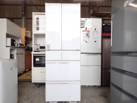 Tủ lạnh Nhật Hitachi R-HW52J-XW (trắng) có hút chân không và đá rơi | hangnhattoday.com