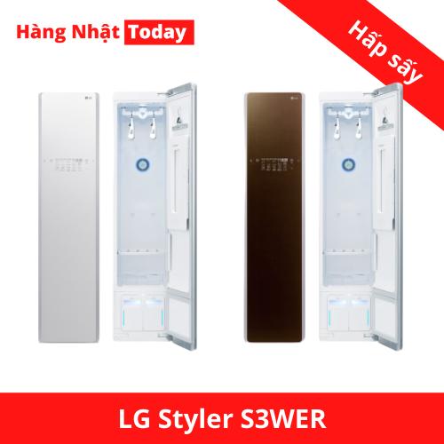 Máy giặt hấp sấy LG Styler S3WER-1