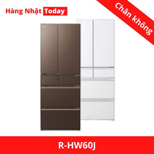 Tủ lạnh Hút Chân Không Hitachi R-HW60J-XH-1