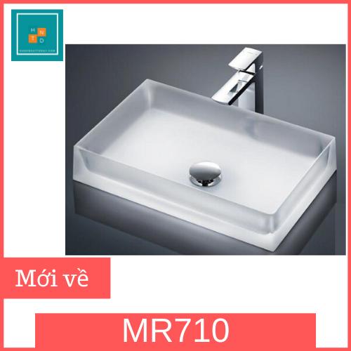 Chậu rửa mặt Toto MR710