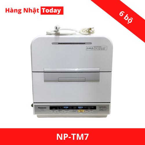 Máy rửa bát Panasonic NP-TM7-1