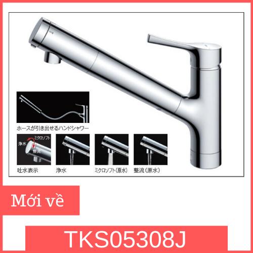 Vòi rửa nhà bếp TOTO TKS05308J