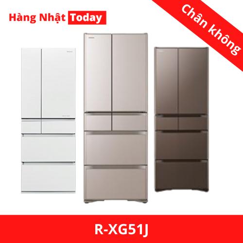 Tủ lạnh Hitachi R-XG51J-XN-1