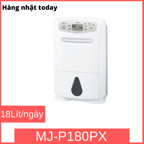Máy hút ẩm Mitsubishi MJ-P180PX