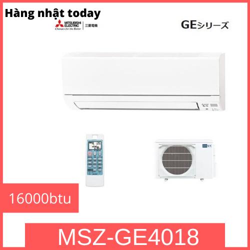 Điều hòa Mitsubishi MSZ-GE4018