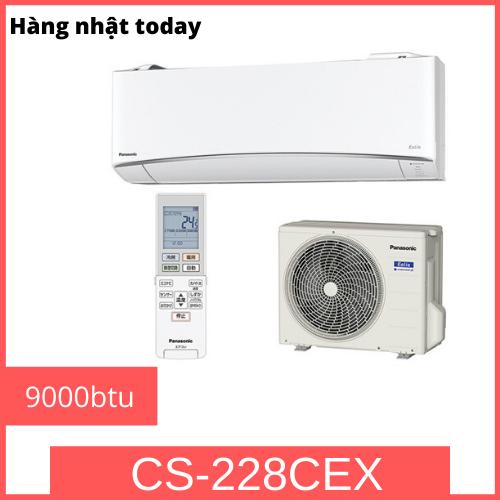 Điều hòa Panasonic CS-228CEX