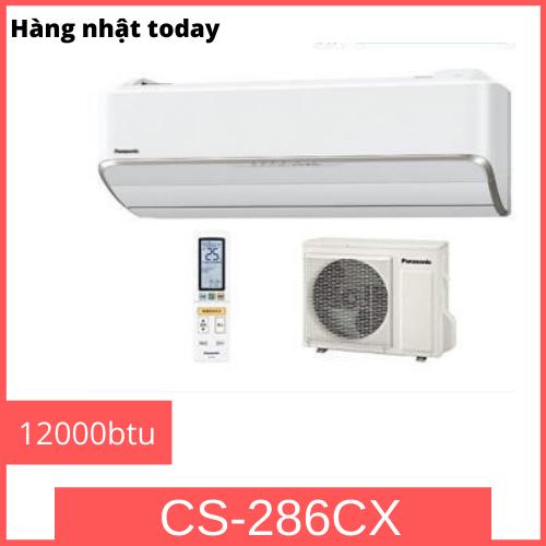 Điều hòa Panasonic CS-286CX