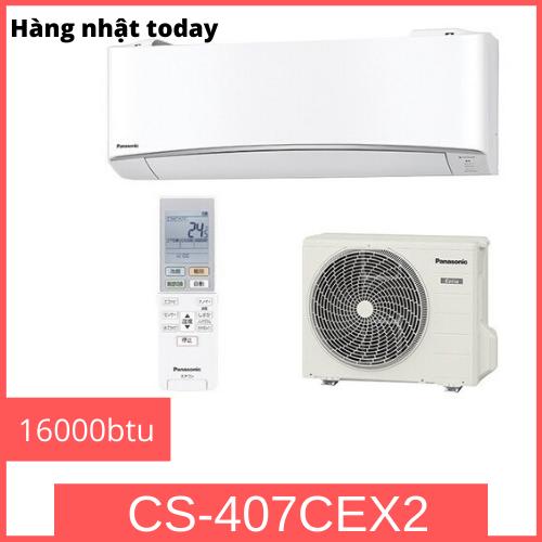 Điều hòa Panasonic CS-407CEX2
