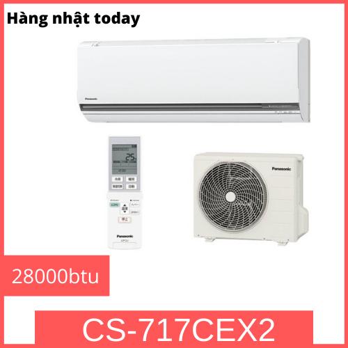 Điều hòa Panasonic CS-717CEX2