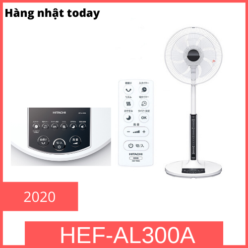 Quạt lửng Hitachi HEF-AL300A