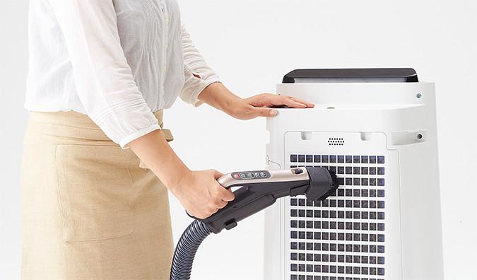 Cách sử dụng và vệ sinh máy lọc không khí