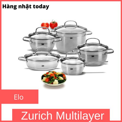 Nồi từ Elo Premium Zurich Multilayer