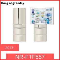 Tủ lạnh bãi Panasonic NR-FTF557
