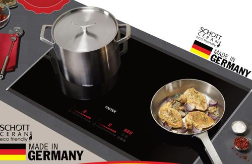 Xuất xứ bếp từ Đức
