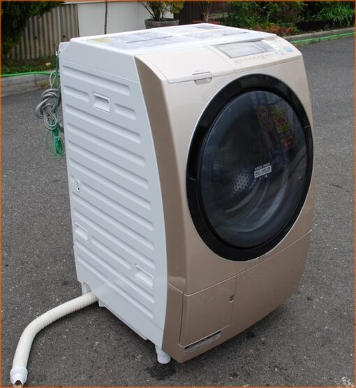 Máy giặt Hitachi BD-S7500 giặt 9kg sấy 6kg sx 2013 | hangnhattoday.com
