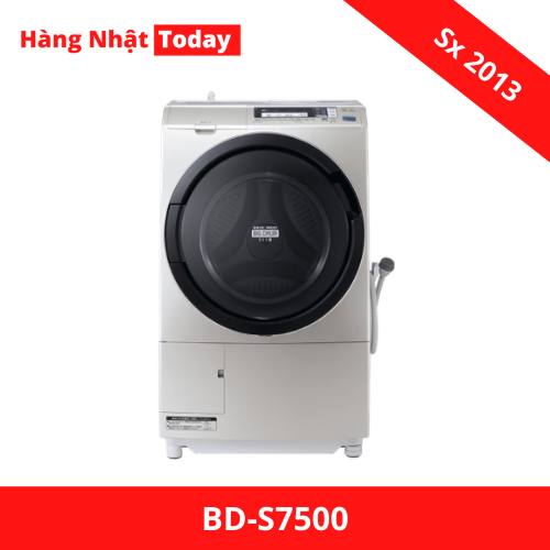 Máy giặt Hitachi BD-S7500