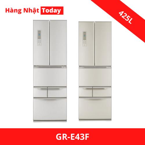 Tủ lạnh Toshiba bãi GR-E43F