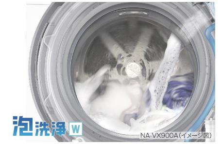 Giặt tạo bong bóng