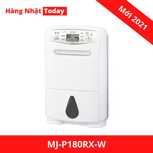 Hút ẩm Mitsubishi MJ-P180RX-W