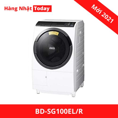 Máy giặt Hitachi BD-SG100EL-R