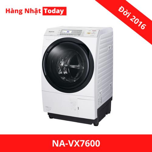 Máy giặt Panasonic NA-VX7600