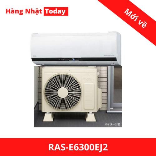 Điều hòa Hitachi RAS-E6300EJ2