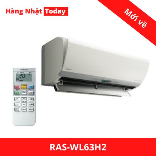 Điều hòa Hitachi RAS-WL63H2