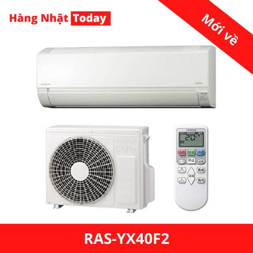 Điều hòa Hitachi RAS-YX40F2